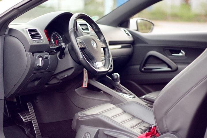 Auto Innenpflege - VW