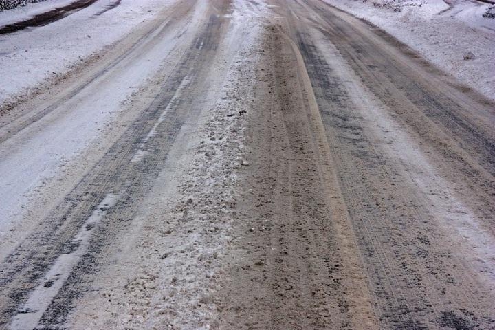 Winter: Autolack vor Salz schützen