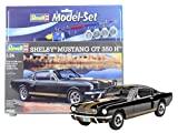 Revell Modellbausatz Auto 1:24 - Shelby Mustang GT 350 H im Maßstab 1:24, Level 4, originalgetreue Nachbildung mit vielen Details, , Model Set mit Basiszubehör, 67242