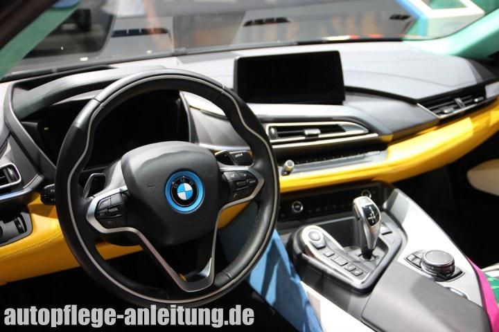 Armaturenbrett Zubehoer Gadgets - BMW Cockpit