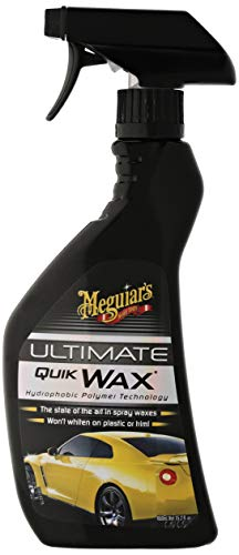 Meguiar's G17516EU Ultimate Quik Wax Sprühwachs, 450ml