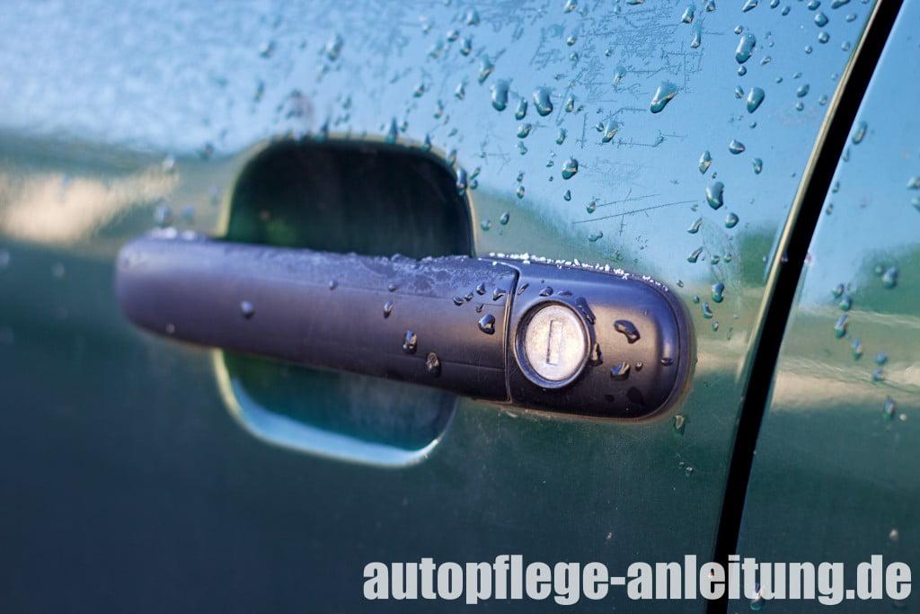 Auto Tuerschloss klemmt - Ursachen & Reparatur