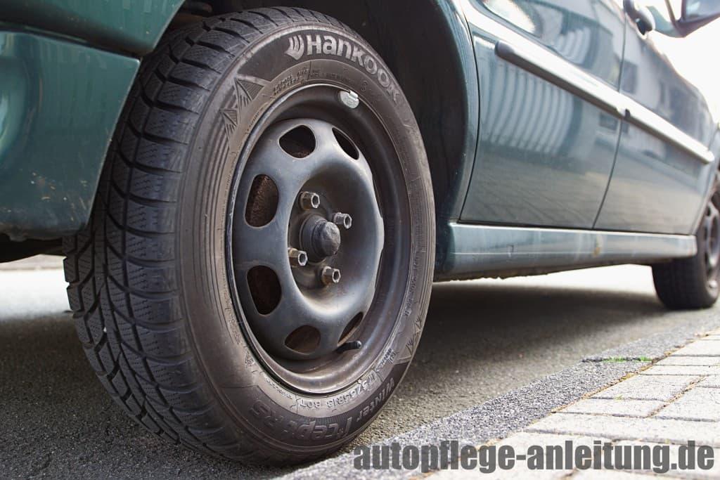 Was beim Kauf von gebrauchten Reifen beachten?